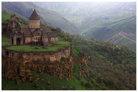 Armenya tatevi vanq непутевые заметки