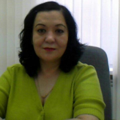 Лариса Мухина