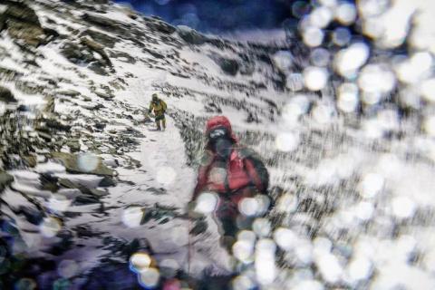 На Эверест без кислорода: восхождение Эдриана Боллинджера и Кори Ричардса