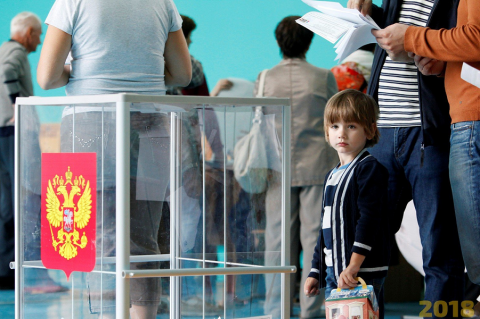 Знаете, в чем смысл голосования на выборах 18.03.18?