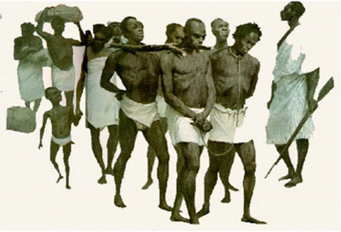 Рабство как признак прогресса