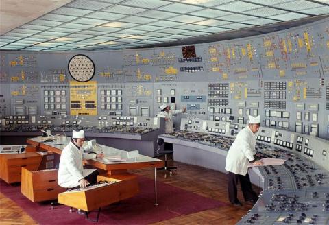 Контрольные комнаты заводов …