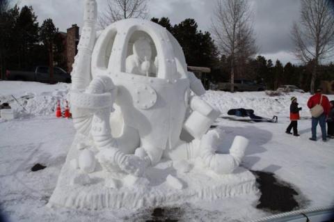 Международный чемпионат снеж…