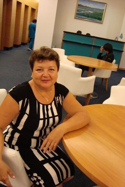 Наталья Апсалямова
