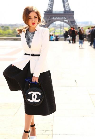 Стиль одежды Шанель (Chanel) для женщин 40-50 лет