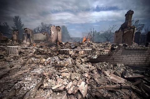 Окопная правда: русский бизнесмен из Германии, с 2014 года сражающийся на Донбассе