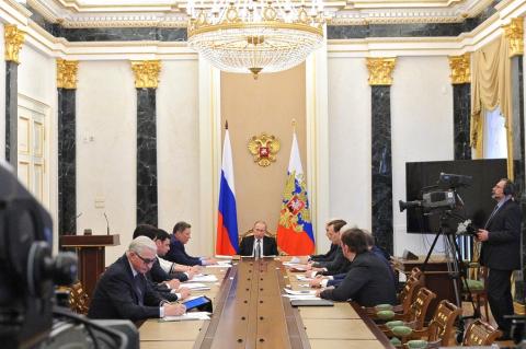 Путин отныне будет сам кошма…