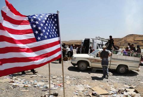 Поражение США: американцы вс…