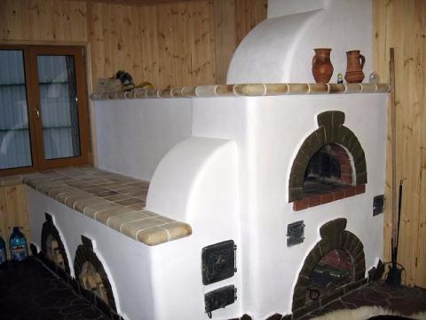 Русская печь с лежанкой свои…