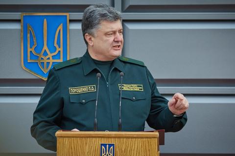 Контрразведывательный режим Порошенко. С чем его едят…