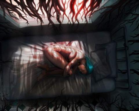 Несколько рассказов людей, в каких они обрисовывают свои самые страшные кошмары