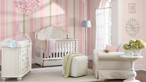 ИНТЕРЬЕР. Комната для новорождённого