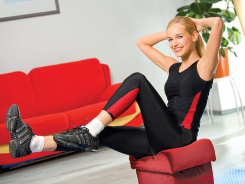 Комплекс упражнения для всего тела в домашних условиях