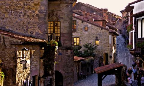 Самые красивые деревни Испании. Часть 1