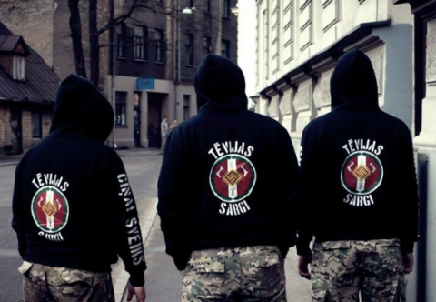 Неонацисты в Латвии наращива…
