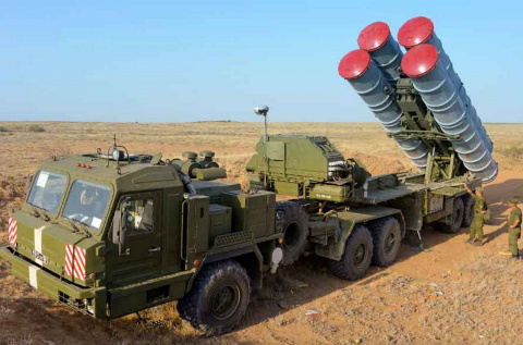 Российские С-400 сведут на нет ядерную угрозу США Китаю