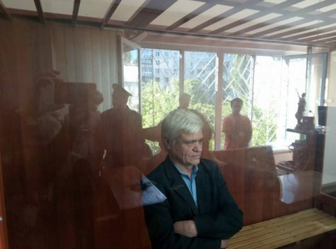 Репрессии на марше: в Харькове осудили на 6 лет активиста Антимайдана Юрия Апухтина