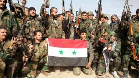 Армия Сирии завершает операц…