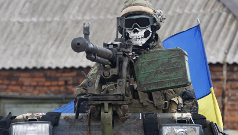 Украинские силовики пошли в …