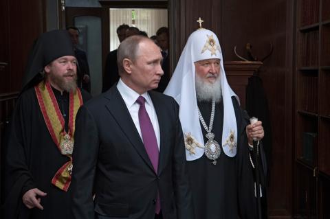 Епископ Тихон Шевкунов о рев…