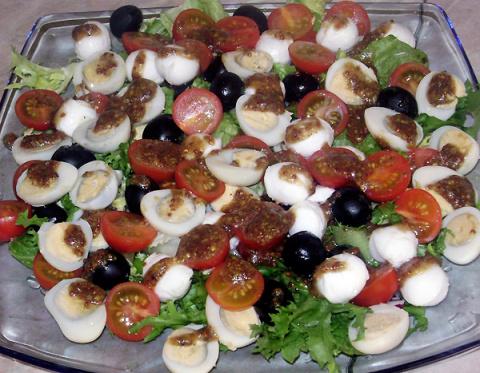 7 легких витаминных салатов …