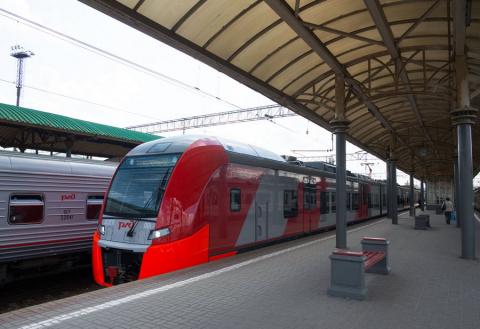 Завод «Уральские локомотивы»…