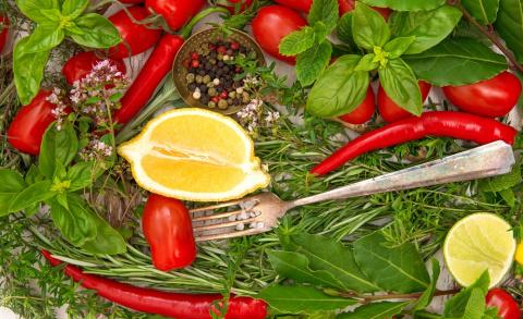 Сезон зелени. Три рецепта грузинской кухни