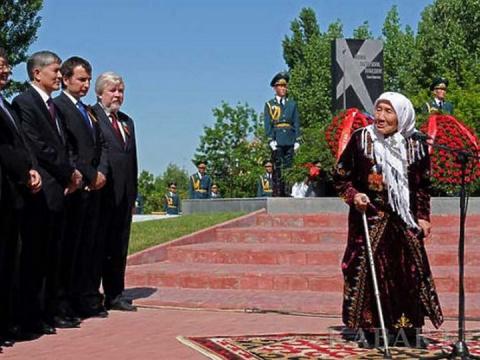 «Мать 160 детей»: как киргиз…