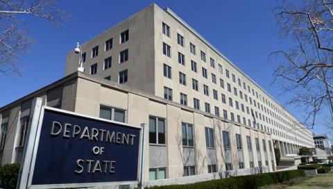Госдеп объяснил, почему США беспокоит российский закон о СМИ-иноагентах