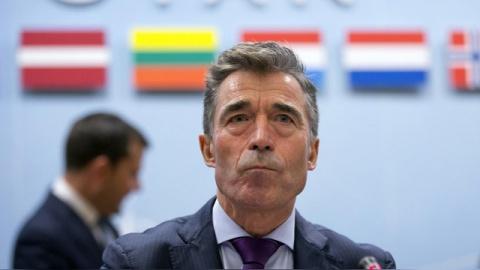 Расмуссен: Санкции и устраше…