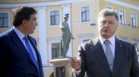 Саакашвили сделал резонансно…