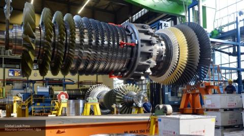 После Siemens и их турбин в Крыму: в Минэнерго предложили обязать производителей турбин раскрывать коды