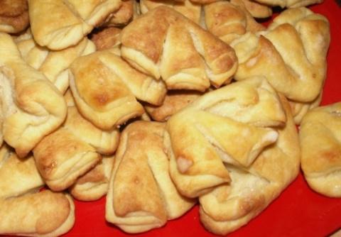 Печенье из прокисшего творога