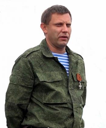 Захарченко обещает взять Киев, если ВСУ захотят восстановить границу с РФ