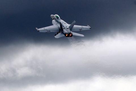 Американские ВВС бросили сво…