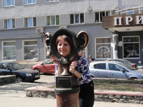 Татьяна Мариничева