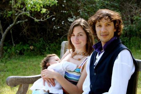 Эта женщина за 9 месяцев беременности ела всего 5 раз!
