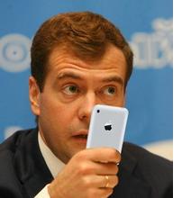 Президент Медведев благословил фриланс