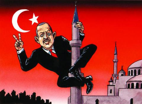 ЕС обвинил Анкару в том, что…