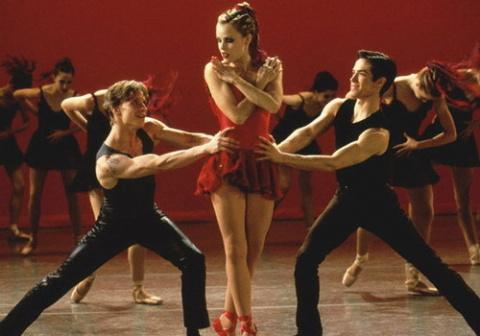 """Танцевальные эпизоды. Фильм """"Center Stage"""""""
