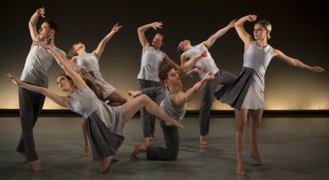 Свободный танец. Современный танец или контемпорари