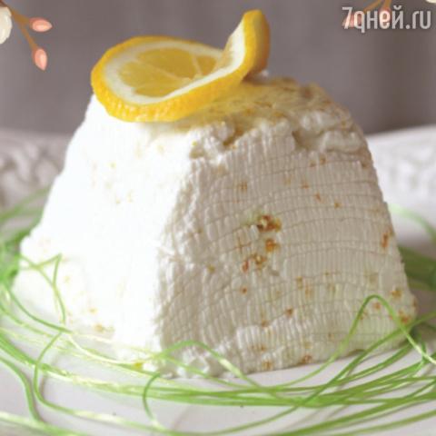 Пасха лимонная, кулич «Царск…