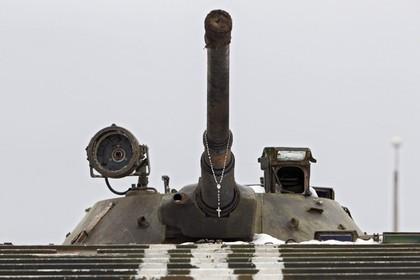 В ДНР отчитались о подбитой украинской бронетехнике под Дебальцево