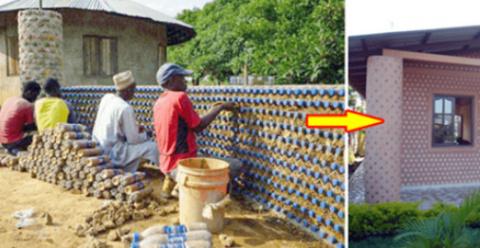 Жители Нигерии строят себе д…