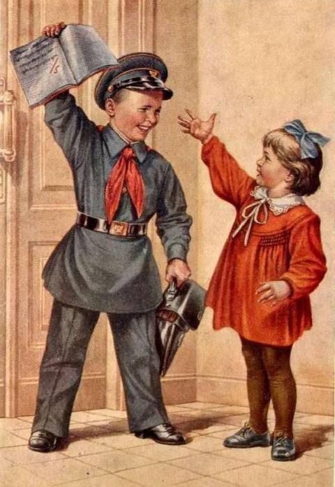 Как Сталин «платное образова…