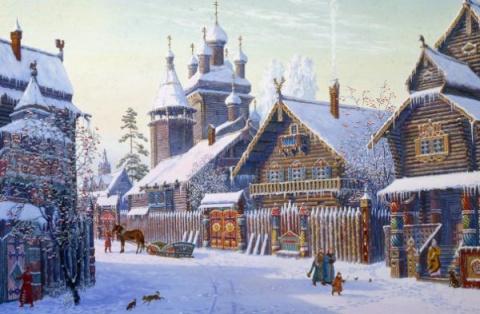 25 фактов о «Киевской Руси» …