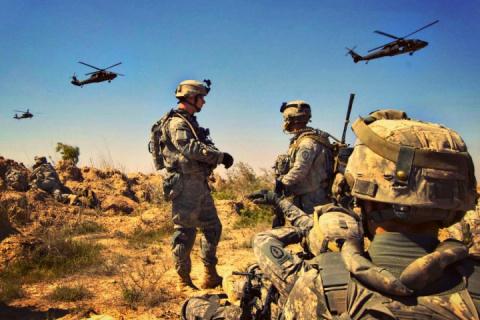 Афганистан – «запасная Сирия» для США