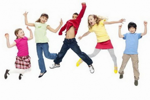 Танцуют наши детки