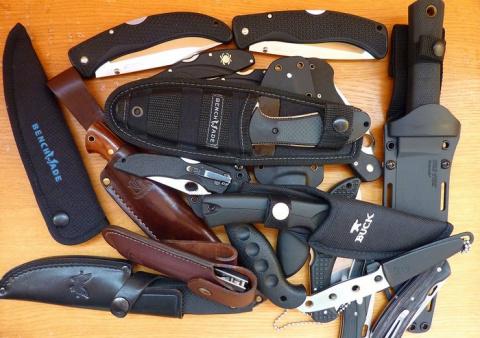 Ножи на все случаи жизни: мужской гид
