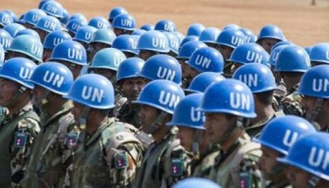 СМИ: Миротворцы ООН изнасило…